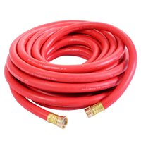 Wholesale 50 quot Rubber Garden Water Hose Heavy Duty Industrial All Weather New