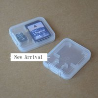 Wholesale iphone xd case online – custom XD SD Card Plastic Case box retail package by fast shipping with good quality