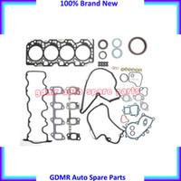 Wholesale Rebuild Cylinder Heads - 3C head gasket kit engine rebuilding kits full gasket set for Toyota Avensis Carina Picnic Corona Caldina Gaia Ipsum 1975cc 2.0D
