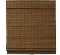 Wholesale Vertical Blinds Slats - NEW Natural Woven Bamboo Cordless Roman Shade Blind Window Treatment
