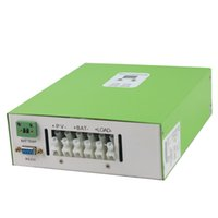 Wholesale Solar Charge Controller Rs232 - Best Solar Battery Charge Controller 15 Amp 12 Volt 24 Volt 48 Volt with RS232 Communication Port, DC Loads Output