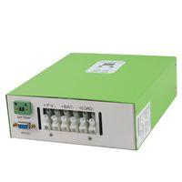 Wholesale Battery Charging Amps - Best Solar Battery Charge Controller 15 Amp 12 Volt 24 Volt 48 Volt with RS232 Communication Port, DC Loads Output