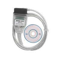 Wholesale Diagnostic Scanner Toyota Tis - MINI VCI Interface FOR TOYOTA TIS Techstream J2534 OBD2 obd ii obdii obd 2 diagnostic tool scanner tools