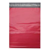 Wholesale Mailing Mail Postal Post Bags - Wholesale- HOT PINK 10x13 DEGRADABLE MAILING BAGS POSTAL PLASTIC ENVELOPE 25x33cm POST DISPATCH BAG PLASTIC MAILERS GIFT BAGS ENVELOPES