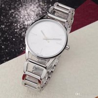 Wholesale Piece Watch Battery - A piece lots Top brand Women watch Pink Color Stainless steel Special Design Lady Wristwatch Mulit Colors rhinestone gifts Accessories Sexy