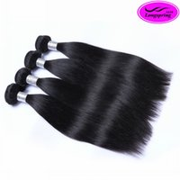 Wholesale Extension Sample Color - Peruvian Hair Unprocessed Virgin Brazilian Indian Malaysian Cambodian Straight Hair Extension Double Weft Weaves 1pc as Hair Sample