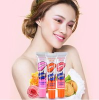 Wholesale Lip Balm Korea - 1pc free shipping Korea lip tint wow cute peel off lipstick long lasting lip balm make up lip enhancer cosmetic lip smacker