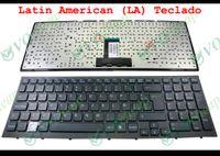 Wholesale New Vpc - New Laptop keyboard for Sony VPC-EB VPC EB EB11 EB12 EB15 Black WITH Frame Latin LA Teclado fit for Spanish espanol SP 148793151