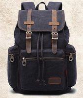 Wholesale Multifunctional Backpack Male - 2016 fashion canvas bag. Messenger bag. The multifunctional bag. Student backpack. Male travel backpack. Female travel backpack.