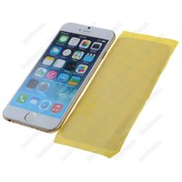 Wholesale Iphone 4s Full Stickers - 300PCS 3M Full Adhesive Tape Sticker Glue Screen To Frame for iPhone 4 4s 5 5s 6 7 8 Plus free DHL