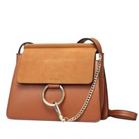 Wholesale Satchel Genuine - 2016 Fashion Women Real Leather Handbag Women Messenger Bags Crossbody Bags High Quality Famous Designer Brand Ladies Bags