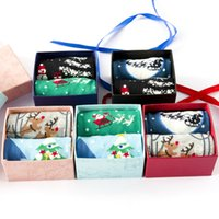 Wholesale Wholesale Per Pair - christmas stockings girls women socks christmas gifts top fashion christmas dresses accessories elite socks, 10 pair per lot