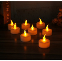Wholesale Safe Candles - Electronic Candles LED Festival Celebration Birthday Party Multi Function Safe Candle Lights Easy To Carry 0 9wl A R