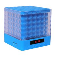 Wholesale china speakers for mp3 player for sale - Group buy Bluetooth Speakers Subwoofer MIC Handsfree FM TF Card Slot Music Player Watt Smart Bluetooth Speaker for Cellphone Tablet MP3