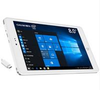 Wholesale Tablets 32 Gb Android - Original de 8 pulgadas 1920x1200 Chuwi Hi8 Pro Dual OS Tablet PC Android 5.1 Win10 Intel Z8300 Quad core 2 GB RAM 32 GB ROM 4000 mAh