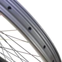 Wholesale Mtb 26er - Professional design DH Mtb carbon wheels 26ER Downhill carbon wheelset 40mm width