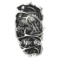 Wholesale Tattoo Arms Ideas - see detail 3pcs big size Popular Newest machine temporary body art tattoo designs artist idea tatuagem tatuaggio arm