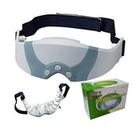 Wholesale Eye Forehead Massager - Magnetic Eye Care Massager Electric Alleviate Fatigue Healthy Forehead medical health care health massage instrument Beauty