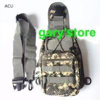 Wholesale Acu Army Backpack - Men Outdoor Tactical ACU CP Camouflage Army Bag Hiking Travel Sport Shoulder Backpack Riding Bag ht139