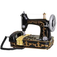 Wholesale Fix Telephone - European telephone, home fixed machine antique creative personality retro process telephone