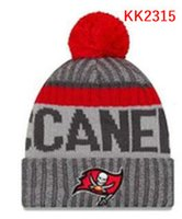 Wholesale Knit Hats Wholesale Prices - wholesale price Tampa Bay knitted Hats cap Adult Pom Winter beanies Acceap Mix Order
