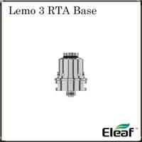 eleaf lemo rta großhandel-Eleaf Lemo 3 Zerstäuber RTA Basis Lemo3 Ersatz RTA Basis 100% Original DHL Free