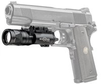 Wholesale White Led Strobe - Tactical rifle Light SUREFIRE X300V White-light And Strobe Output Hunting Riflescope For Handgun Rifle
