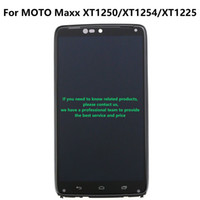 Wholesale Xt926 Lcd Screen - For Motorola Driod Razr Maxx HD XT925 XT926 XT926M LCD + touch lens digitizer screen