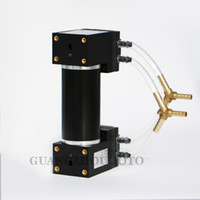 Wholesale Pump Vibration - 24V FPM Micro Vacuum Pump High Vacuum Degree Negative Pressure Pump Small Electrical Diaphragm Air Pump Low Noise  vibration