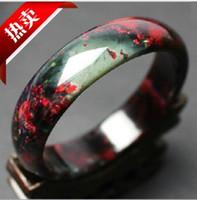 Wholesale Red Blossom Sales - Hot Sale! Magical treasure jade plum blossom jade bracelet peach jade bracelet for women bracelets 56-64mm