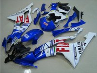 Wholesale Injection Yamaha R6 - 4 Free Gifts New Injection ABS Fairing kit 100% Fit for YAMAHA YZFR6 08 09 10 11 12 13 14 15 YZF R6 2008-2015 YZF600 Fairings Set hot FIAT