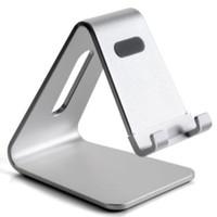 stand ipad2 al por mayor-Soportes para laptop y tableta de aluminio UP SILVER color AP-4S