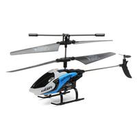 fernbedienung hubschrauber marken großhandel-Neue ankunft Rc Helicoptero FQ777-610 AIR FUN 3.5CH RC Fernbedienung Hubschrauber Mit Gyro RTF