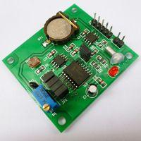 kit sensor para arduino al por mayor-6 en 1 Arduino Kits PCF8591 AT24C02 DS1302 Sensor EEPROM AD DA IIC RTC PCF8591T