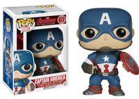 Wholesale Avengers Funko - Replica Funko POP Marvel Avengers 2: Captain America Figure Model with gift box