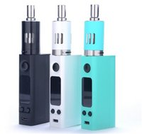 Ecig Joyetech eVic VTC Mini VW Starter Kit eVic-VTC Mini Mod avec eGo ONE Mega Atomizer 4ml sans batterie 18650