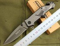 Wholesale Extrema Ratio Mf3 - Wholesale Extrema Ratio Small size MF3 Flipper folding knife Black handle Outdoor camping hiking tactical knife EDC knives Pocket knife