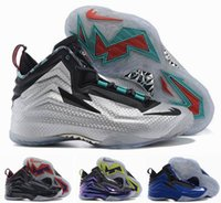 Wholesale Low Boots For Men - 2016 Chuck Posite Basketball Shoes For Men,Cheap New Retro Charles Barkley Sneakers Men's Sport Outdoor Athletic Boots Size 8-12