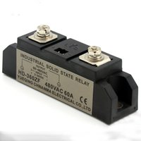 Wholesale Dc Control Solid State Relay - SHD SAM-360ZF industrial grade solid state relay DC control AC 60A