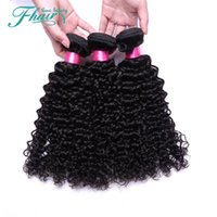 Wholesale discount hair weave extensions for sale - Group buy Discount In Pin Bundles Deep Curly A Mongolian Hair Wefts Unprocessed Human Hair Extensions Accept Return DHL