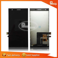Wholesale zte blade free shipping resale online - Orange Rono LCD Display For ZTE Blade VEC G LCD Screen with Digitizer Touch Screen