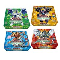 Wholesale Oh Cards - 216 pcs   lot Yugioh Cards Baby Cards Game Toys English Version Boys Girls Yu Gi Oh Games Collection Cards Christmas Gift