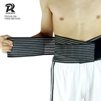Atacado- Popular marca fitnessTennis High-elastic Professional Sports New Style Waist Protector.