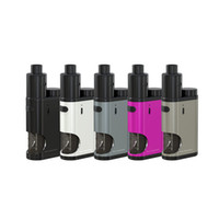 Wholesale Plastic Capo - Original Eleaf Pico Squeeze With Coral Starter Kit 50W Pico Squeeze Mod Coral RDA Reimagined Squonk System VS IJOY CAPO 100W Kit PD270