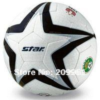 Wholesale Gas Kid - Handmade Football Soccer Ball Indoor Outdoor Use Standard 5#Gift Gas Pin Net Bag Kids Student Training Soccer Ball