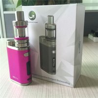 Wholesale Tank Mod Vape - 1pcs istick Pico Starter Kit with VV VW TC 75W Box Mod Melo 3 Mini Tanks Atomizer Ecigarettes Vape Mod Invisible Airflow Control
