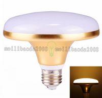 Wholesale Mosquito Gold - NEW E27 SMD5730 UFO Shape Energy Saving Waterproof Dustproof Anti Mosquito LED Flying Saucer Lamp , AC 220-240V MYY