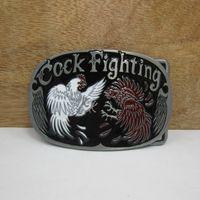 Wholesale cock belts resale online - BuckleHome cock belt buckle for cm wideth belt with pewter finish FP