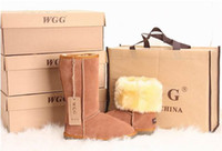 Wholesale White Tall Boots Wholesale - 20pairs High Quality WGG Women's Classic tall Boots Womens boots Boot Snow boots Winter boots leather boots boot US SIZE 5---13