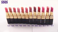 Wholesale lip creme resale online - New Brand makeup Lipstick Hydrating lipstick CREME LIP Diff COLOUR Rouge G